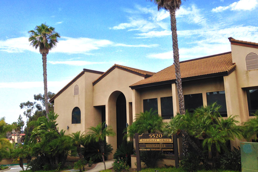 BrightQuest Treatment Center Offices San Diego