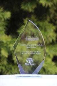 stephanie brown 2013 Award