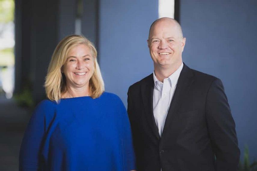 Krista Gilbert and Bill Morrison